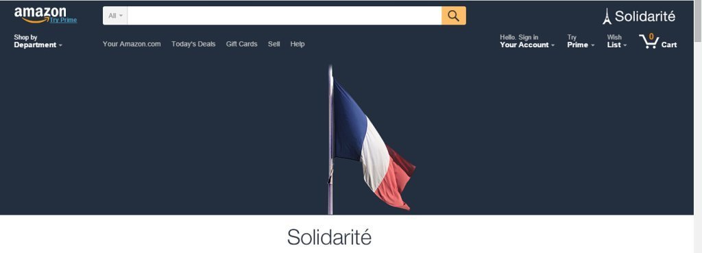 Pray for paris-Amazon