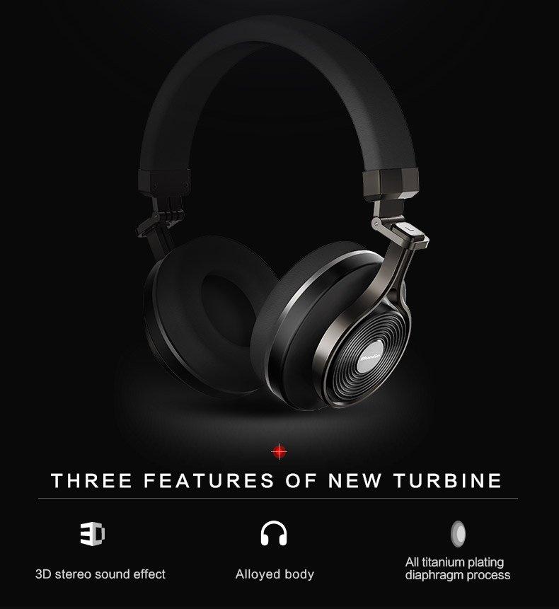Bluedio T3 Plus headphone overview