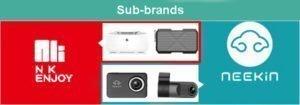 Nillkin-Sub-brands