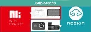 Nillkin Sub-brands