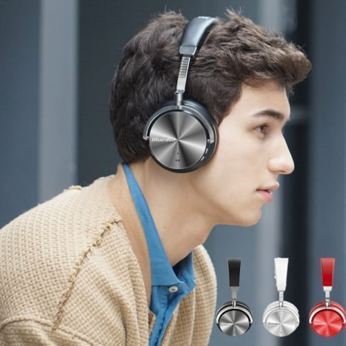 Bluedio T4 bluetooth headphones