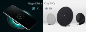 Nillkin Magic Disk 4 and MC5 new arrival
