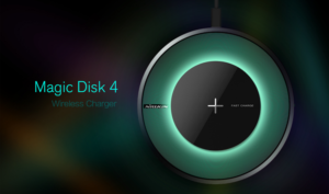 Nillkin Magic Disk 4 wireless charger released