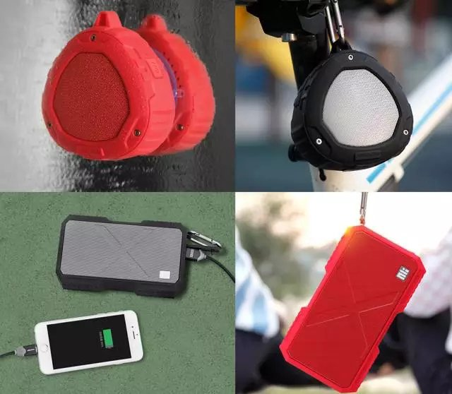 Nillkin outdoor bluetooth speaker