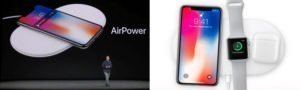 Wireless charger Apple AirPower